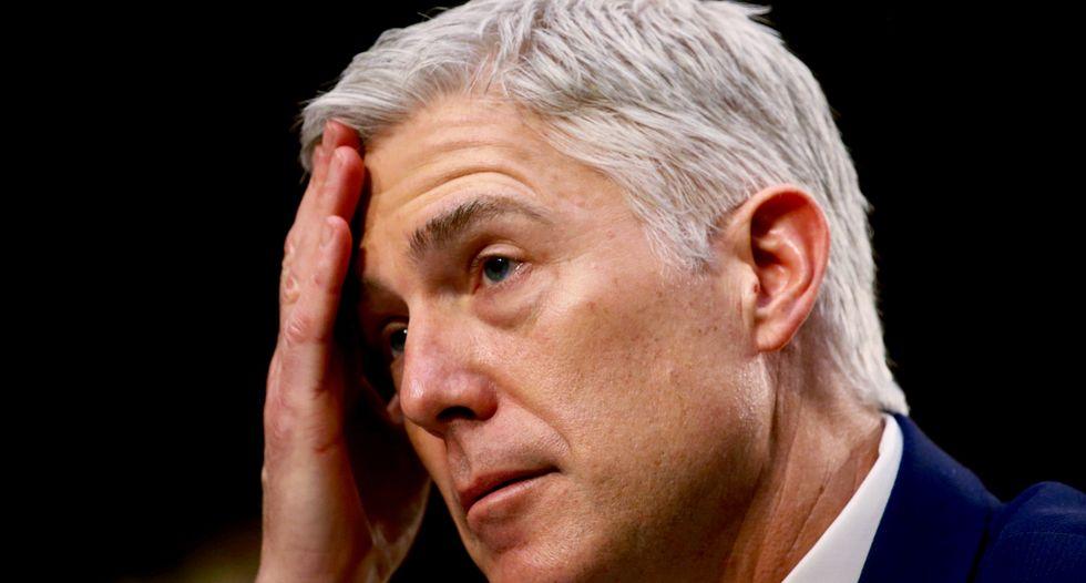 WATCH LIVE: Senate set to approve Trump's conservative Supreme Court pick