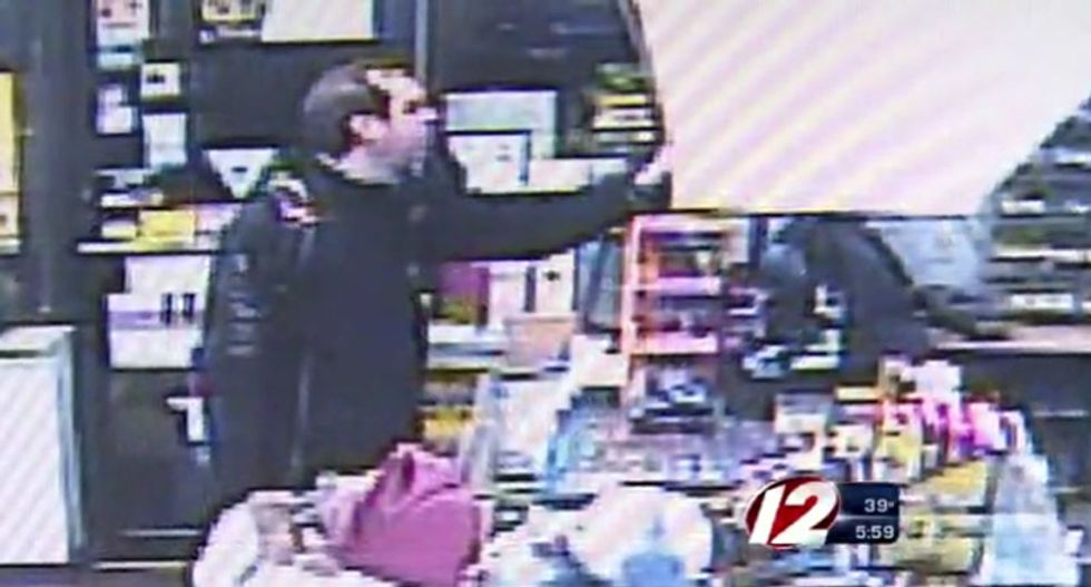 Rhode Island man blames 9/11 after he's arrested for drunkenly screaming death threats at random Muslim man