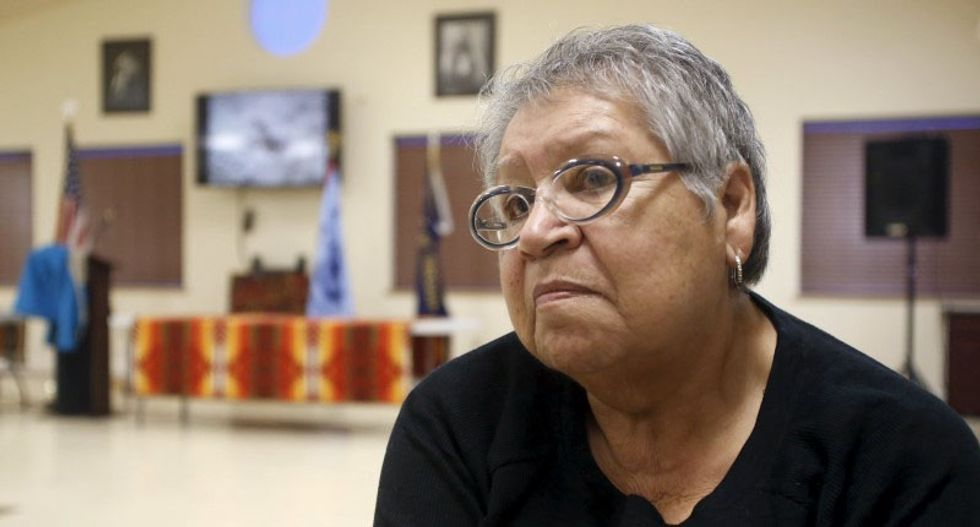 Oregon tribe asks FBI and Justice Dept. to stop threat of militants selling off Paiute artifacts