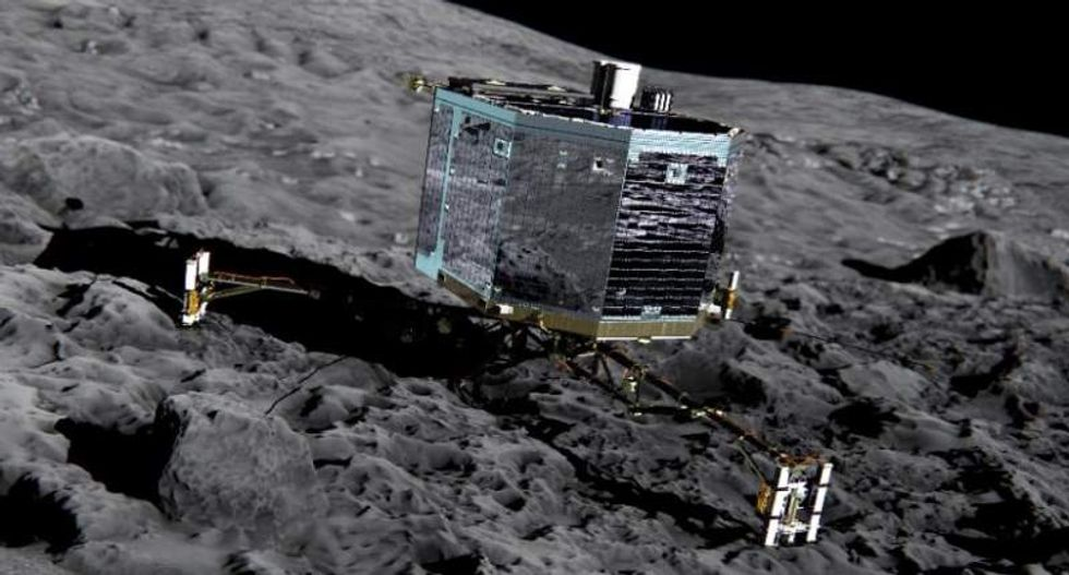 Scientists launch last-grasp bid to make contact with Philae Rosetta lander