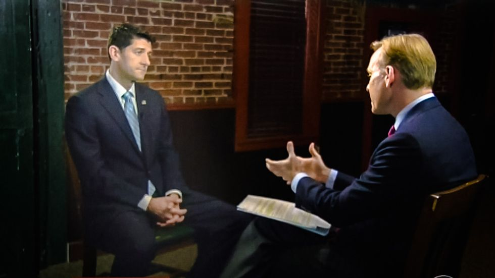 CBS host hits Paul Ryan for latest Obamacare repeal attempt: 'How is that an alternative?'