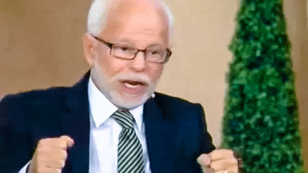 Televangelist Jim Bakker: Extreme weather patterns are the 'spirit of ISIS' in America