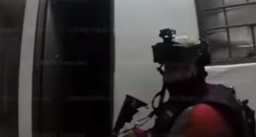 Watch the insane video of raid against 'El Chapo' inside his Mexican home