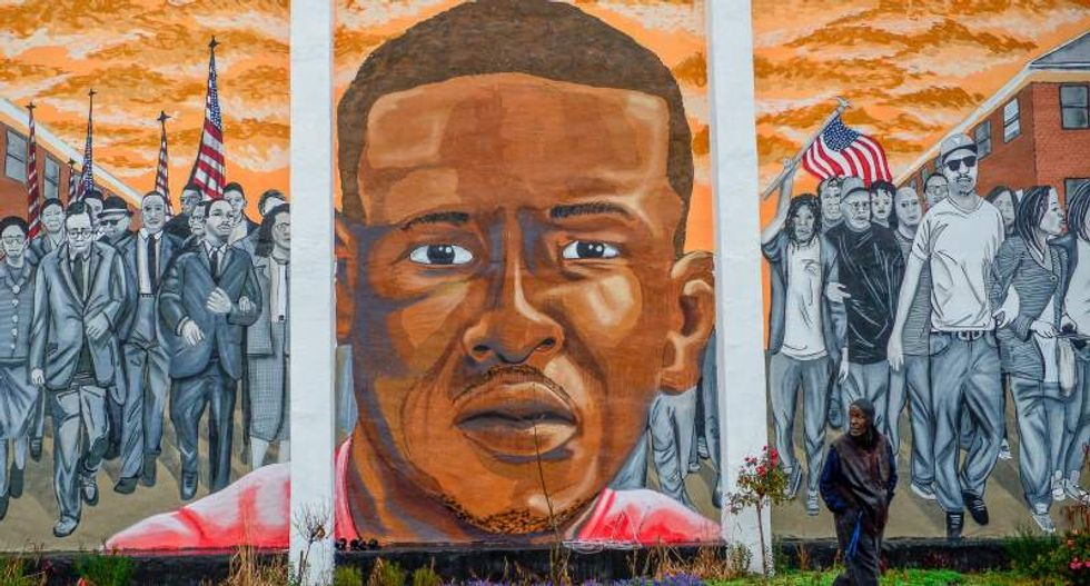 Maryland court ruling could delay Freddie Gray officer trials for months