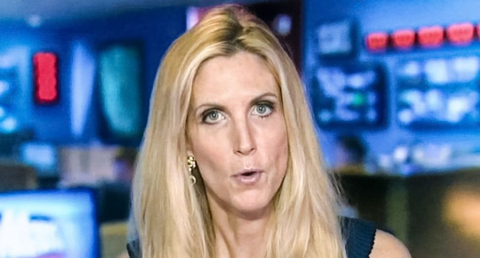 Ann Coulter: 'Every woman' who's worked at Fox News has dirt on Roger Ailes