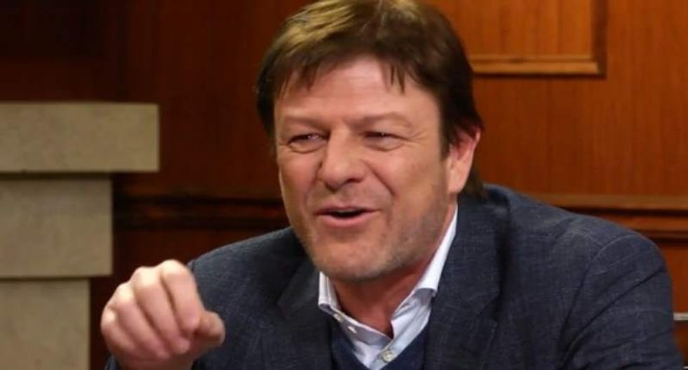 Sean Bean: Britain can't believe 'a buffoon' like Trump could become president