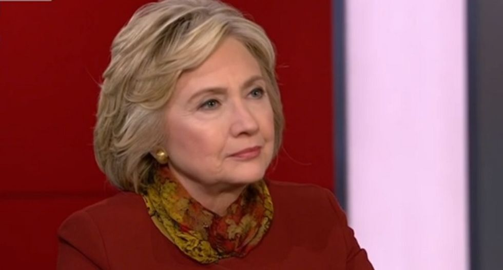 Hillary slaps back at paid speech critics: I'll release my transcripts when everyone else releases theirs