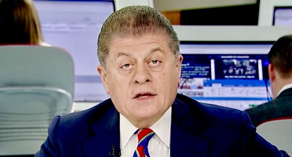 Fox's Napolitano pummels Trump for forcing former aides to sign NDA's: Punishing speech he' hates and fears'