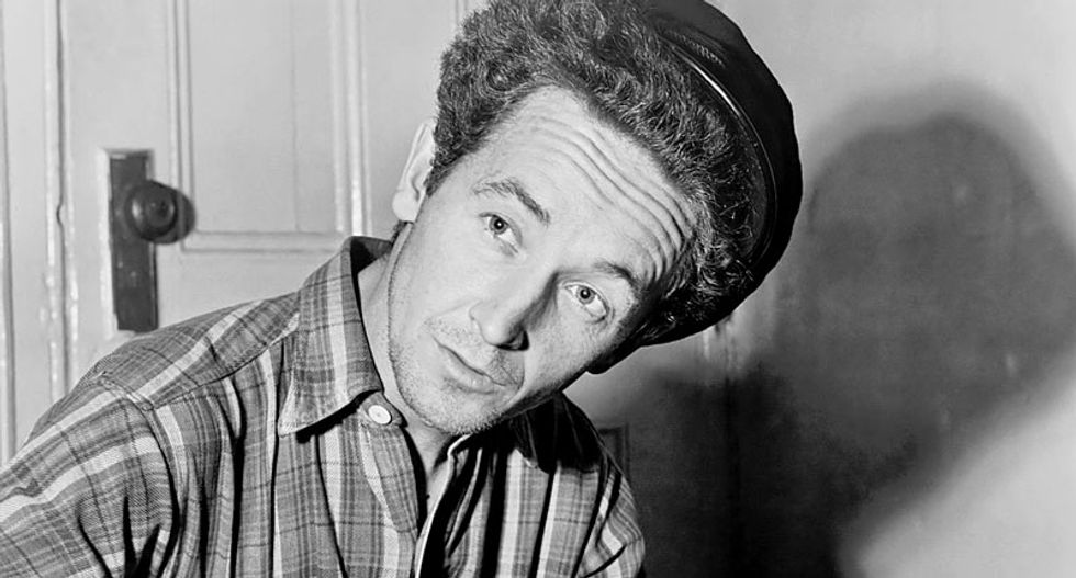 New documents reveal how Donald Trump's racist dad inspired Woody Guthrie's most bitter writings