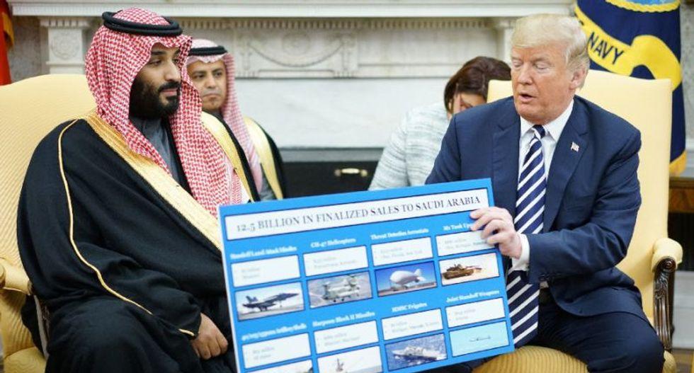 Trump approved Saudi nuclear transfers after Khashoggi killing: senator