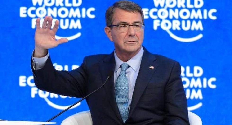 Pentagon chief Ashton Carter: Some partners in anti-ISIS alliance do 'nothing at all'