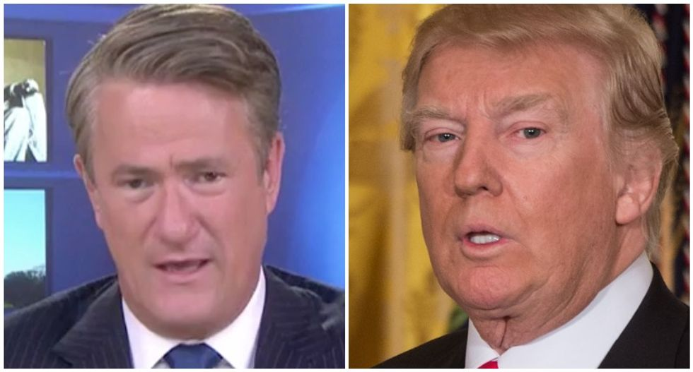 MSNBC's Scarborough burns Trump down for Romney attack: He's 'a winner in so many ways that you will never be'