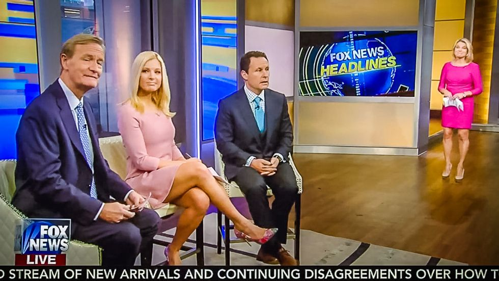 WATCH: Four white Fox hosts argue America is racism free -- and Danny DeVito is just too short to see it