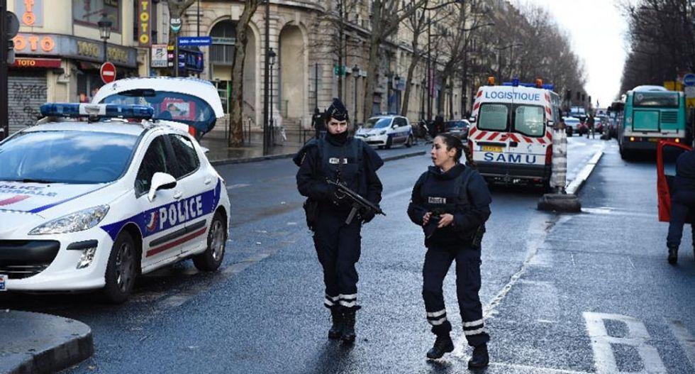 Six Paris schools evacuated over bomb threat