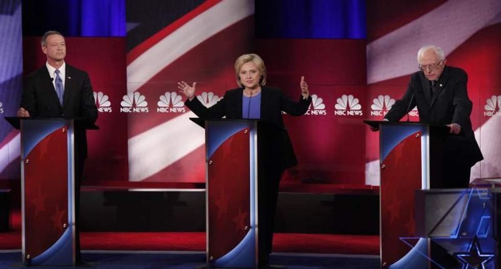MSNBC and New Hampshire newspaper to host unsanctioned Dem debate on Feb. 4