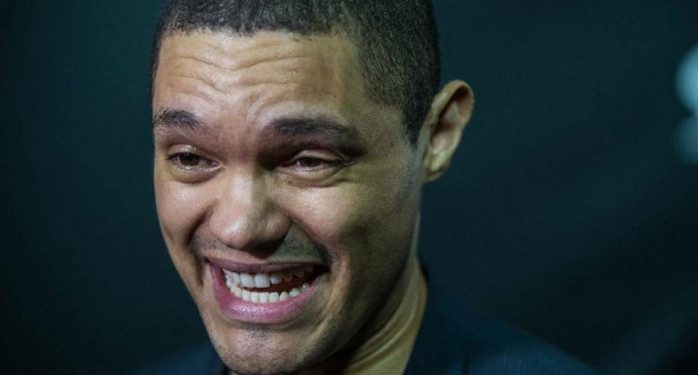 Trevor Noah pens book about growing up in South Africa under apartheid