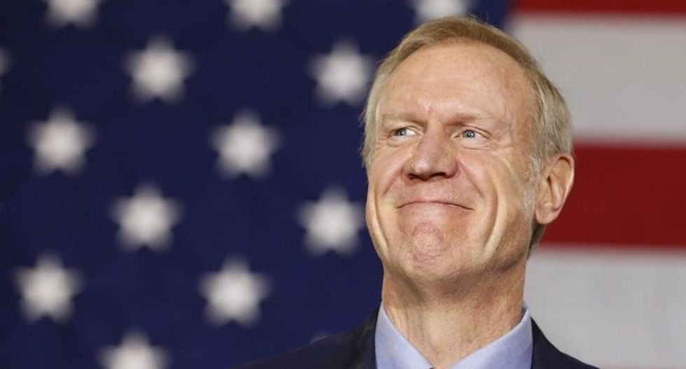 Illinois GOP governor stands by stalled agenda as state budget languishes