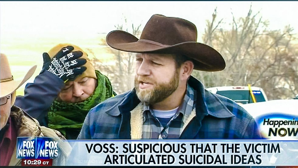 Ex-FBI hostage negotiator: Dead Oregon militant who 'charged' at officers fits 'suicide by cop' profile