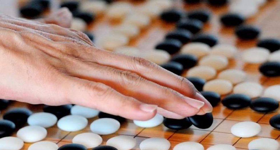 Game over? Computer beats human champ in 3,000-year-old strategy-based game