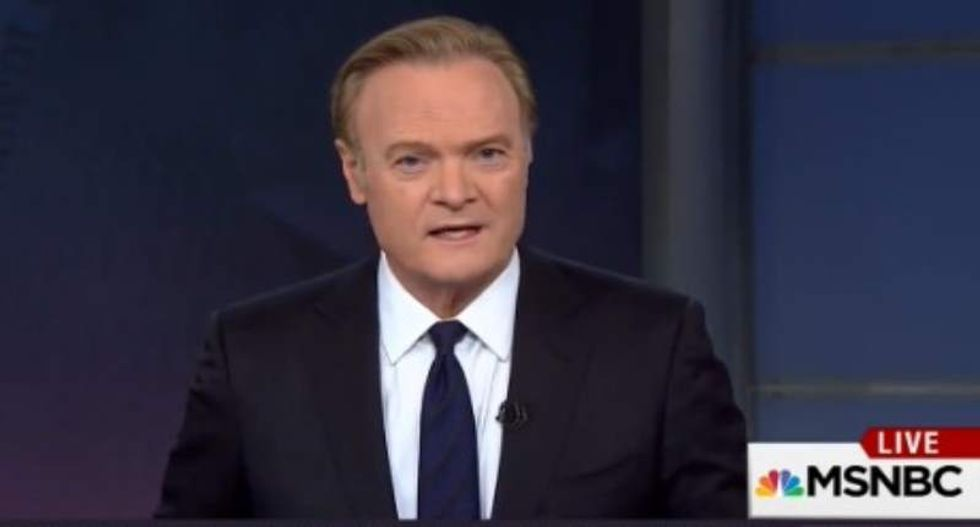 Lawrence O'Donnell: Trump is scared of Megyn Kelly -- but even more so of Clinton and Sanders