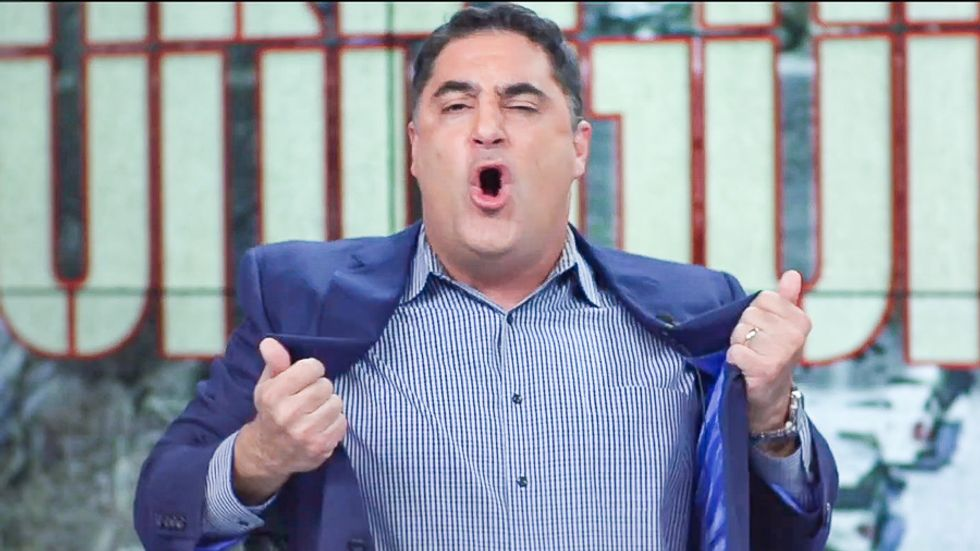Cenk unchained: Watch Cenk Uygur absolutely destroy militants and FBI over 'right-wing privilege'