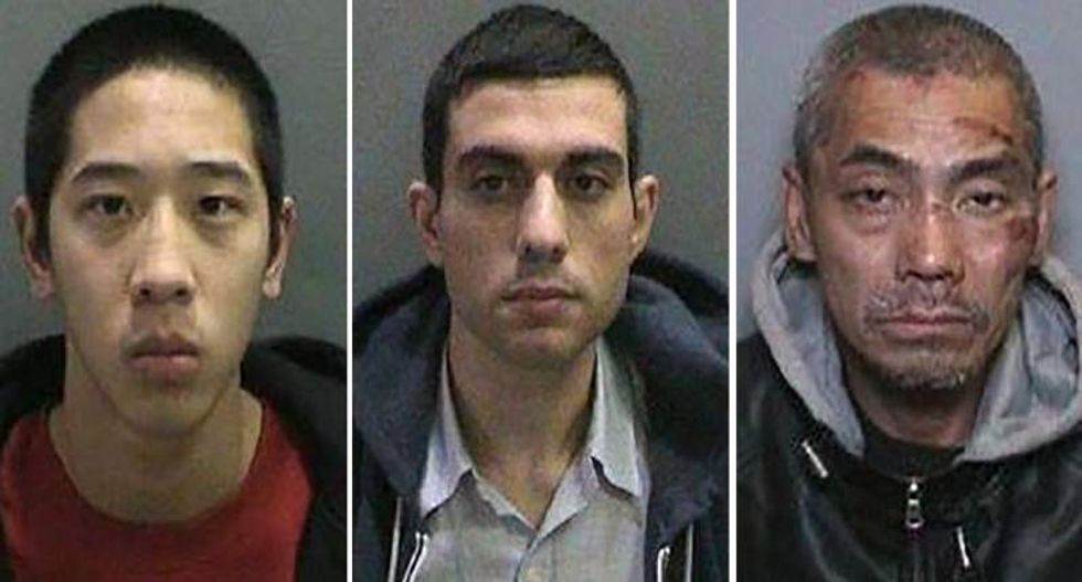 Escaped Calif. inmate surrenders while search for cohorts focuses on Bay Area