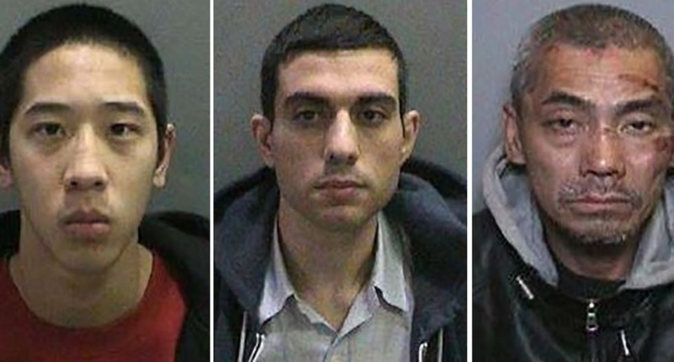 Tip leads to capture of last two maximum-security inmates who escaped from a California jail last week