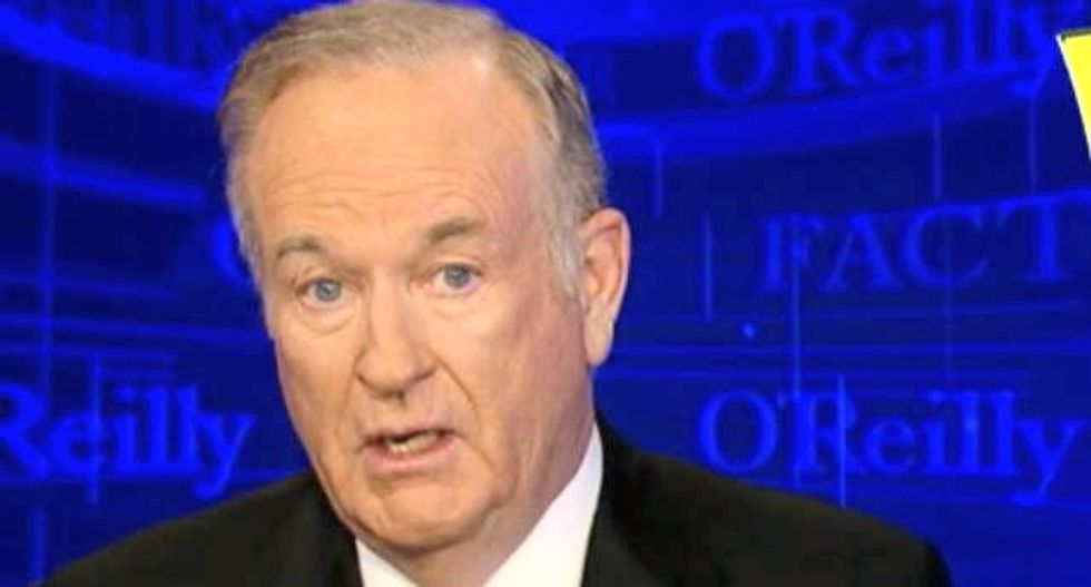 Bill O'Reilly admits he's 'mad at God' for not protecting him from sexual misconduct allegations