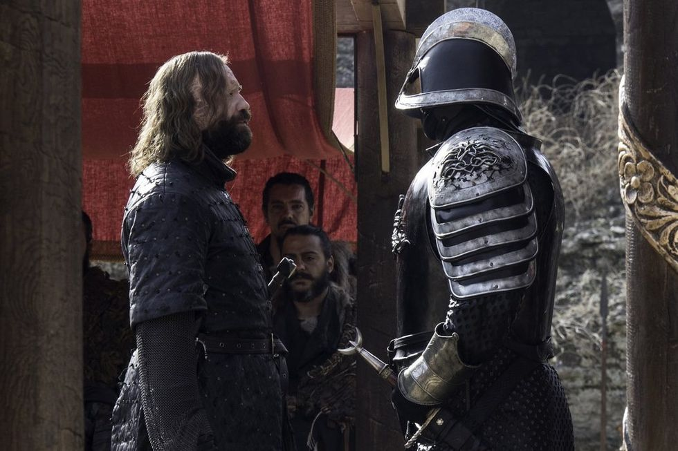Major 'Game of Thrones' prediction: The Cleganebowl is coming — finally