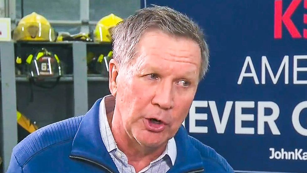 Kasich rips Republicans: 'If you don't have ideas, you got nothing' -- and the GOP 'doesn't like ideas'