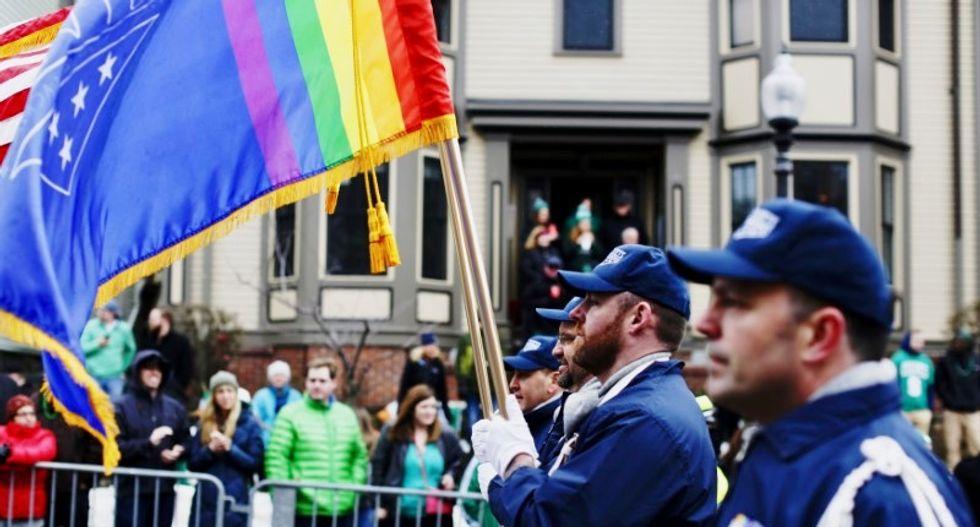 Boston St. Patrick's parade organizers deny banning gay marchers
