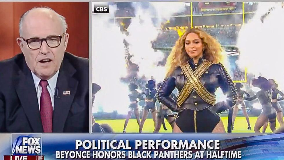 Fox News attacks Beyonce's Super Bowl salute to Black Lives Matter: It's not 'wholesome' or 'decent'