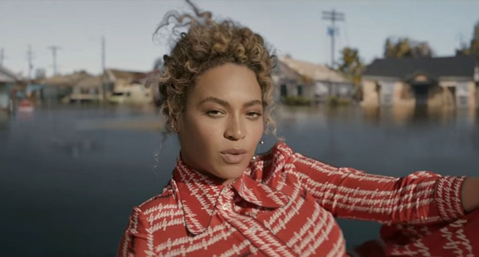 From generations of infidelity and pain, Beyoncé makes 'Lemonade'