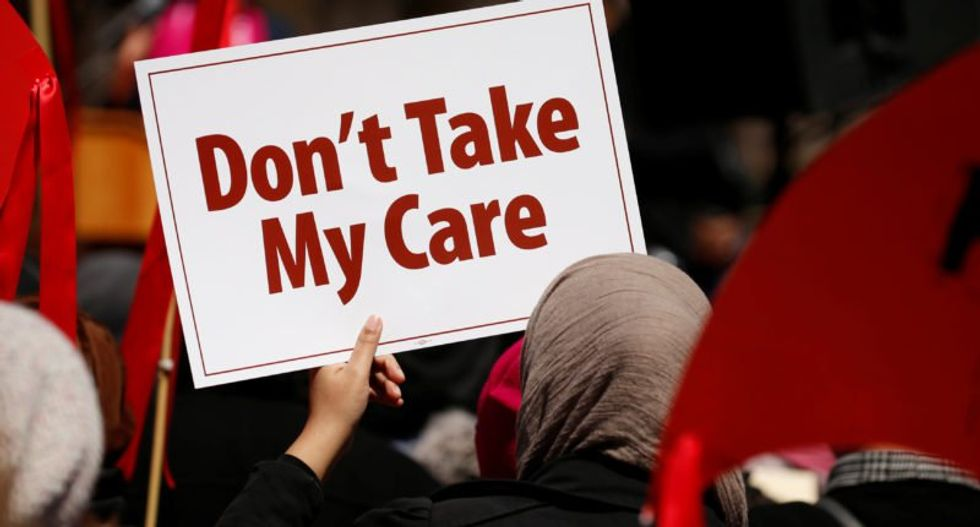'I love OBAMACARE!!': Indiana GOP's call for 'Obamacare horror stories' backfires spectacularly