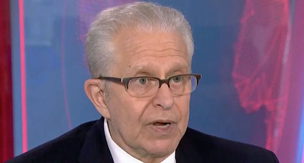 Harvard Law's Laurence Tribe reveals the 'theme' for impeachment — that he's going to help write