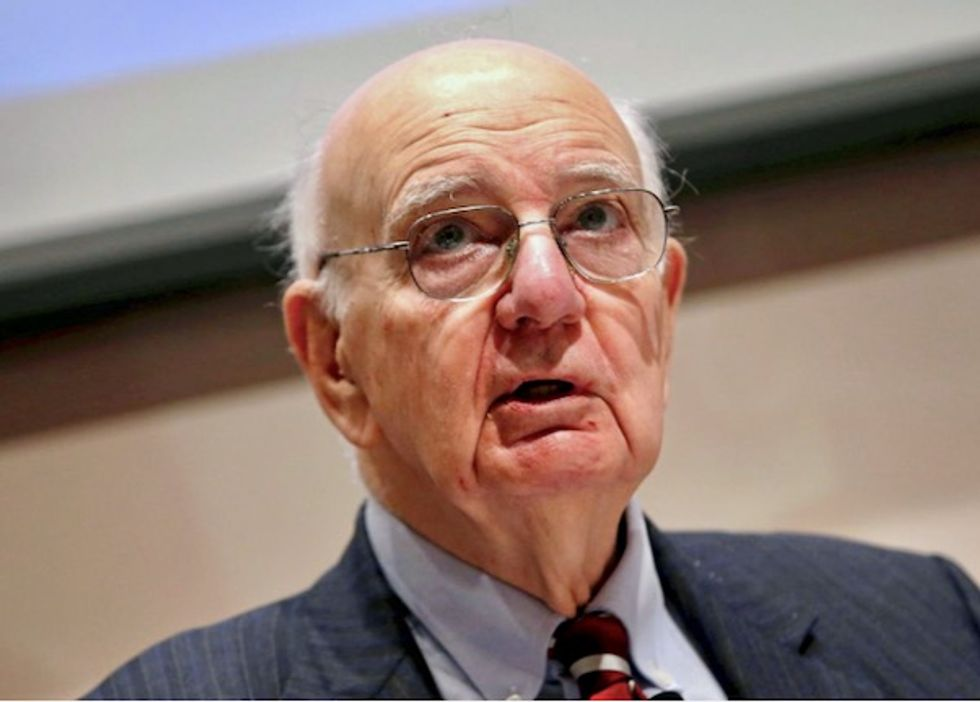 Former Fed Chair Paul Volcker takes Trump to task on taxes, trade