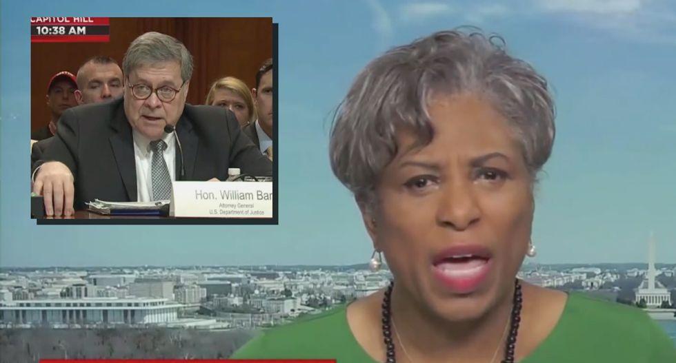 Democrat slaps around 'arrogant and dismissive' Bill Barr for parroting Trump's conspiratorial rhetoric