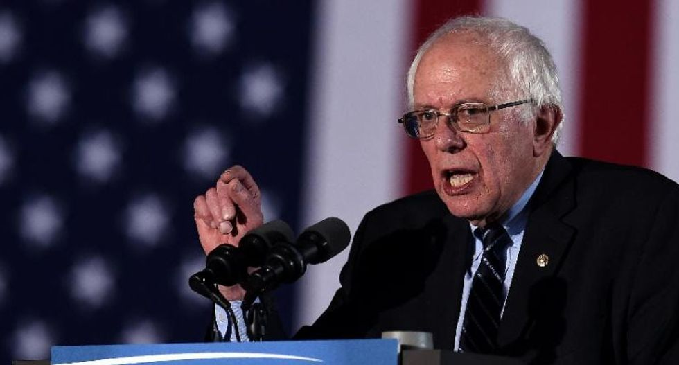 Sanders slams Bill Clinton: Ex-president enriched Wall Street and 'ended up increasing extreme poverty'