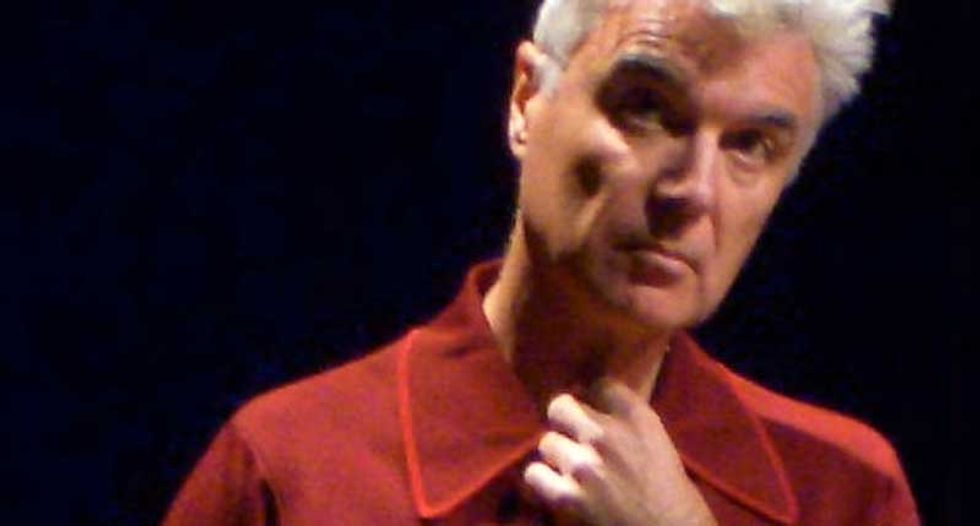 Talking Heads' David Byrne explains why Trump voters are 'seemingly unaware of his lies and bullsh*t'