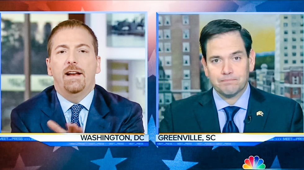 NBC host rips Rubio for obstructing Scalia replacement: 'Do presidential terms end after three years?'
