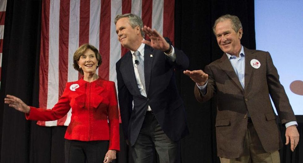 Ding dong, the dynasty is dead: Say goodbye to Jeb and the Bush family