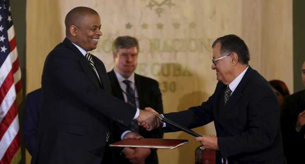US and Cuba reach agreement restoring commercial air travel between both countries