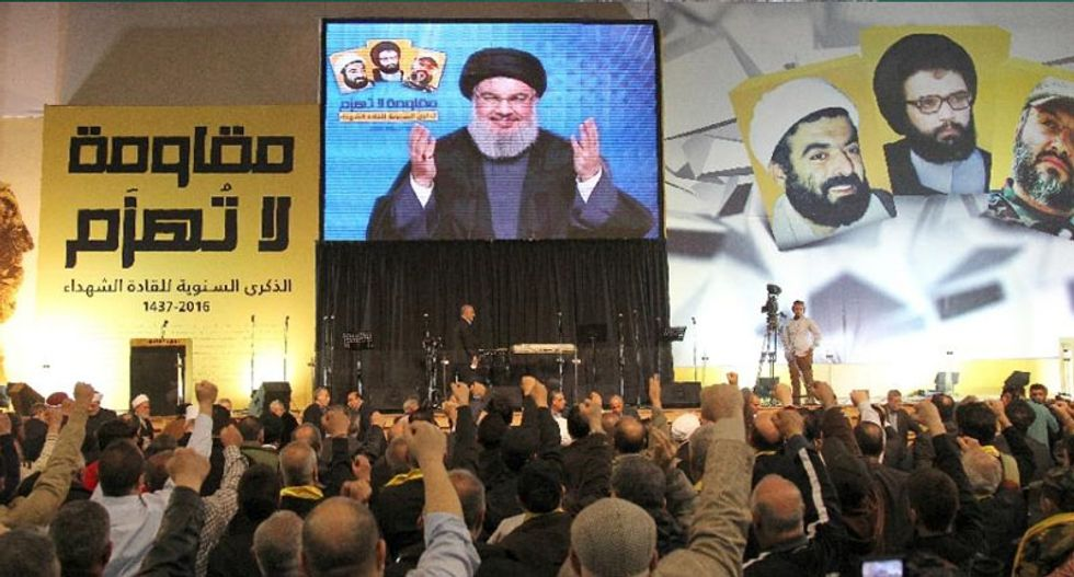 Hezbollah says Turks and Saudis dragging the whole region into war