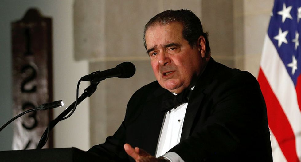 What Scalia's death means for the environment and climate