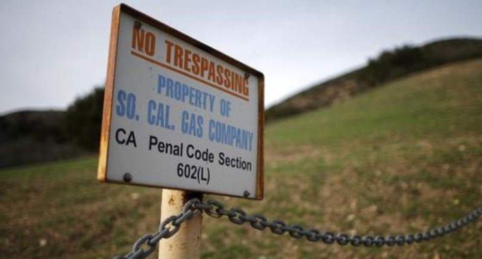 Regulators say methane leak plaguing California for months is finally sealed