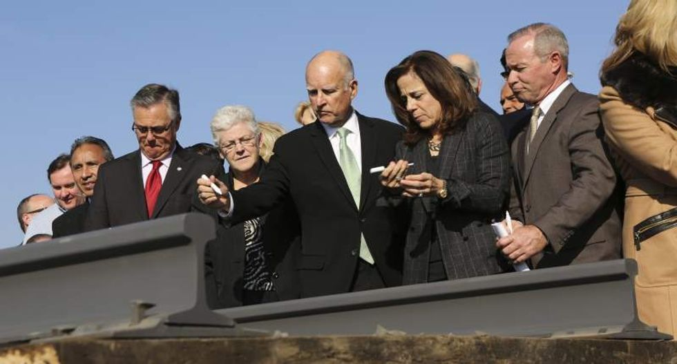 First leg of California high-speed rail project will connect Central and Silicon valleys