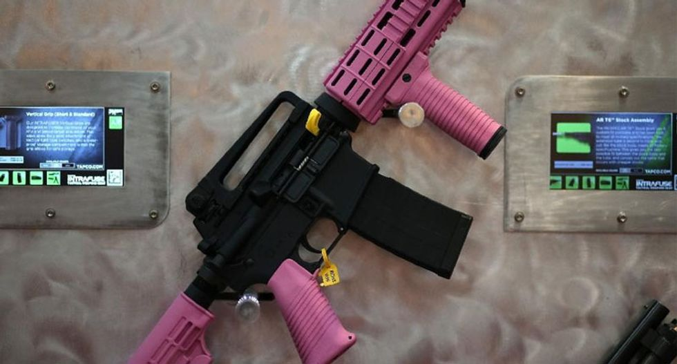 The US firearms industry is marketing to children -- much like the tobacco industry