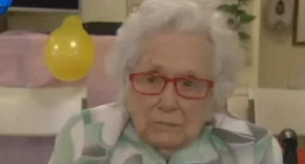 WATCH: This 110-year-old whiskey-loving woman is an inspiration to us all
