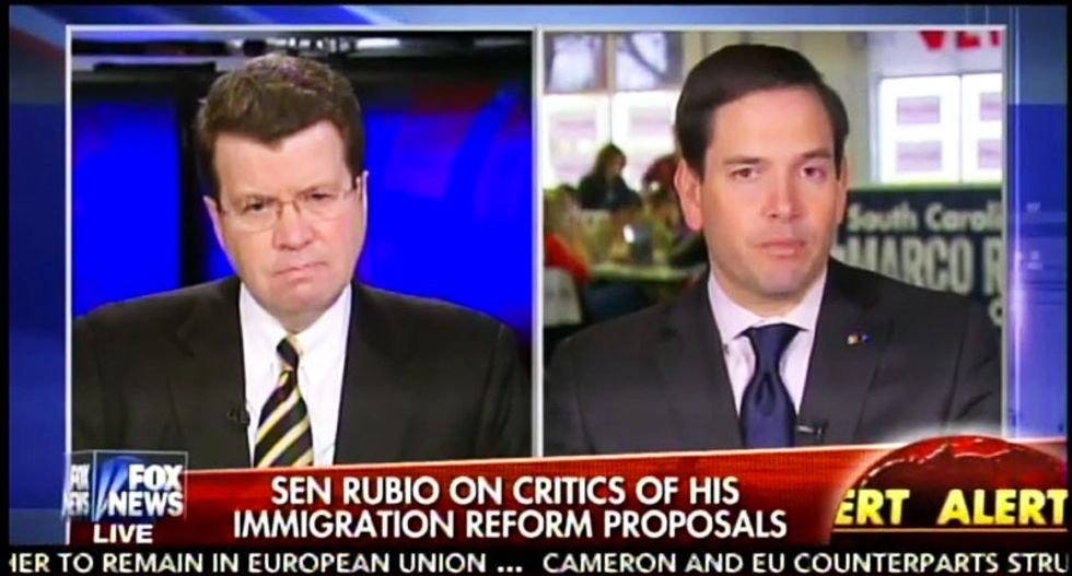 Marco Rubio slaps down Breitbart.com as 'conspiracy' website: 'We don't even credential them'