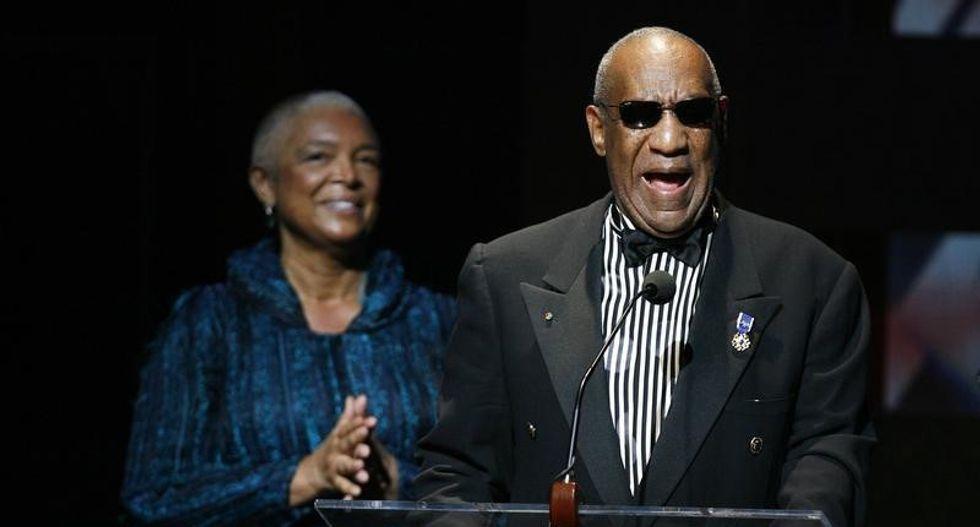 Judge blocks attempt to halt deposition of Bill Cosby's wife